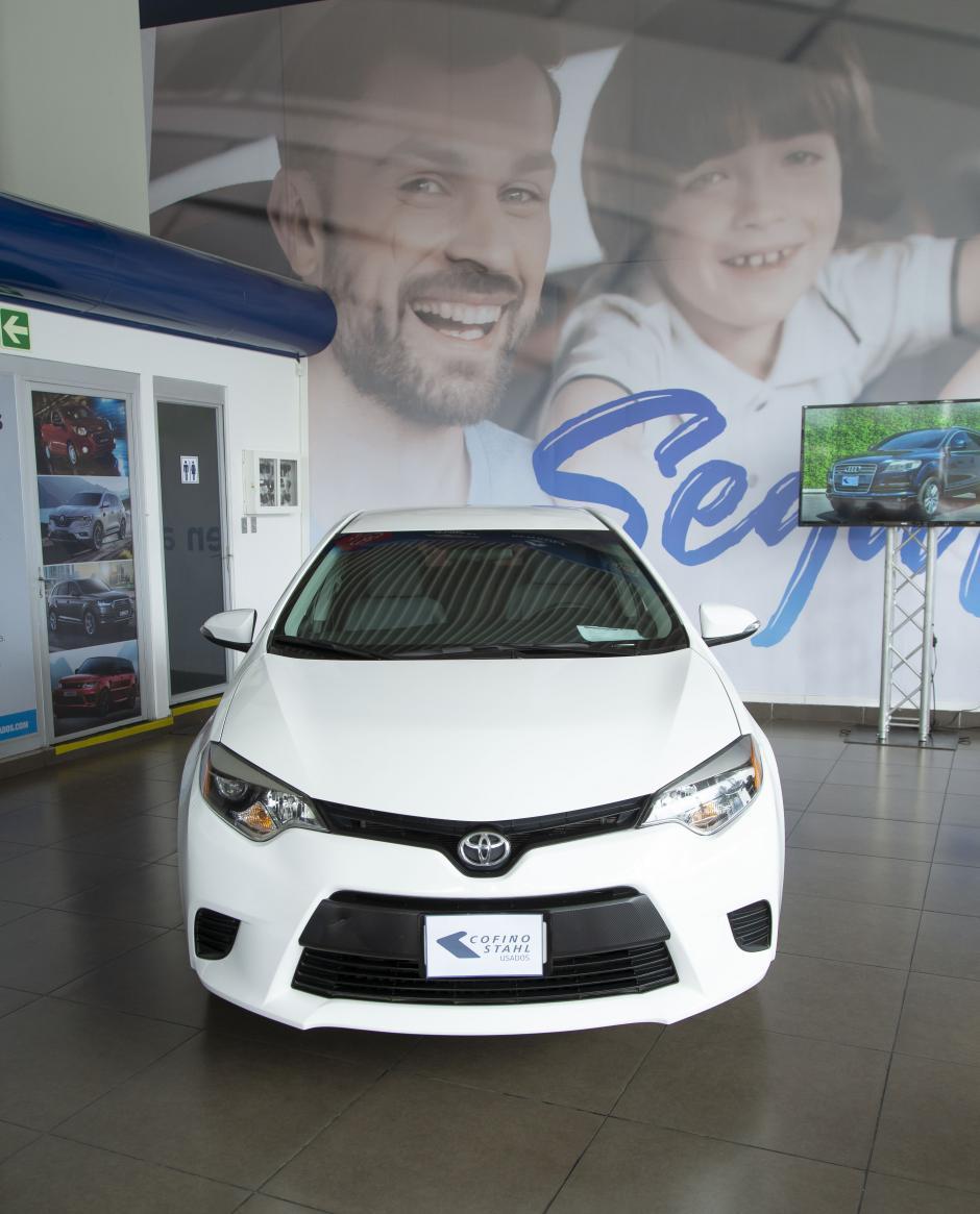 Unas 20 marcas y 60 líneas de vehículos usados exclusivos de agencia. (Foto: George Rojas/Soy502)