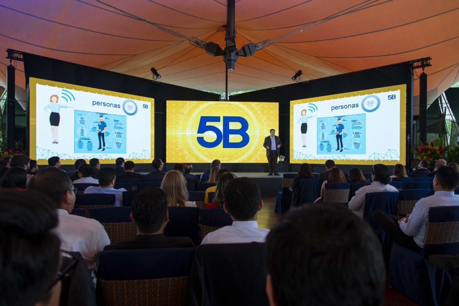 El Foro de Innovación, impulsado por 5B, pretende acortar la brecha tecnológica en Guatemala. (Foto: George Rojas/Soy502)