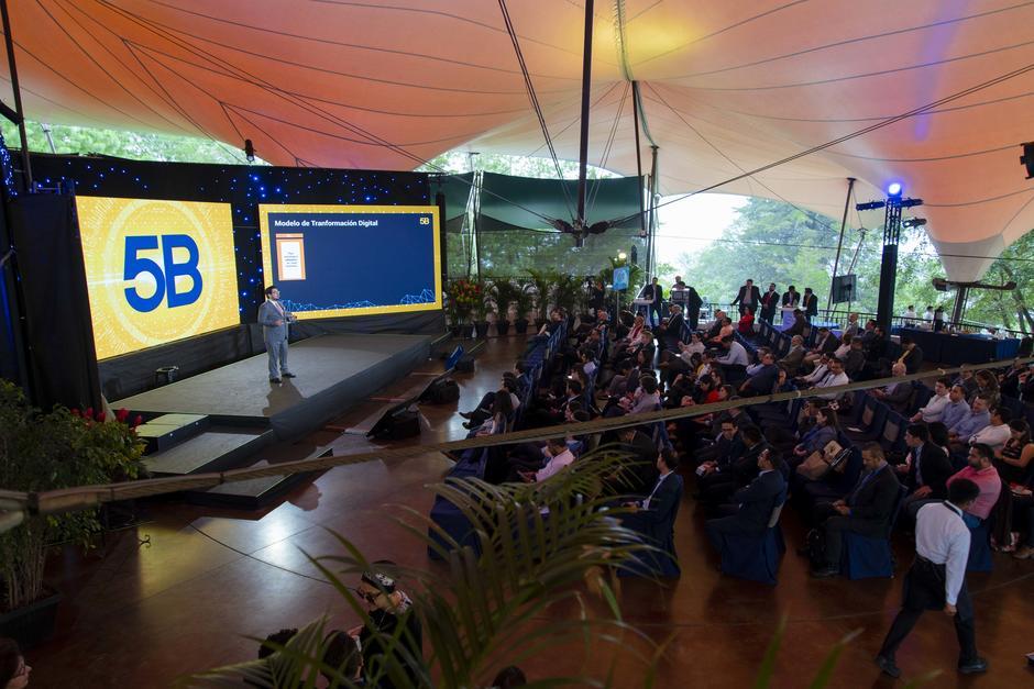 El foro estaba dirigido hacia banca y finanzas. (Foto: George Rojas/Soy502)