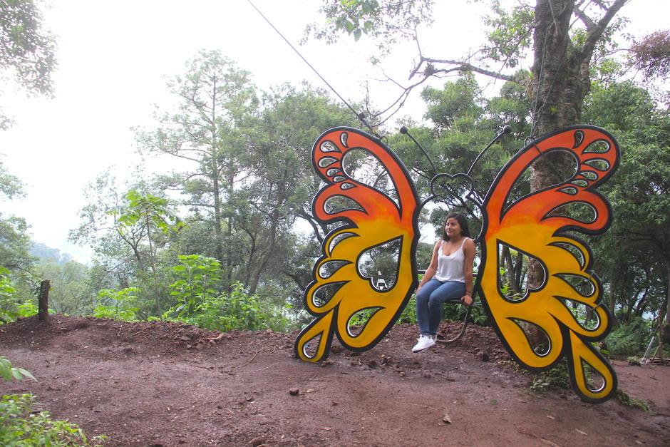 Cada espacio de Altamira tiene algo especial del cual puedes hacer un bello recuerdo. (Foto: Fredy Hernández/Soy502)