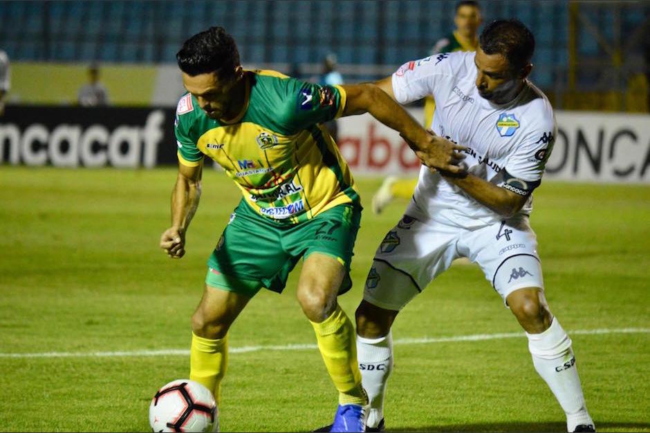 Comunicaciones avanza en la Liga de Concacaf.  (Foto: Rudy Martínez/Soy502)