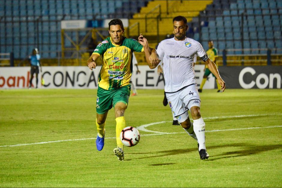 Guastatoya no logró anotar a Comunicaciones en el partido de vuelta.  (Foto: Rudy Martínez/Soy502)