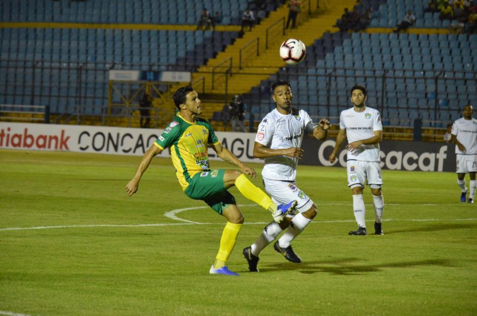 Comunicaciones avanza a cuartos de final de la Liga Concacaf. (Foto: Rudy Martínez/Soy502)