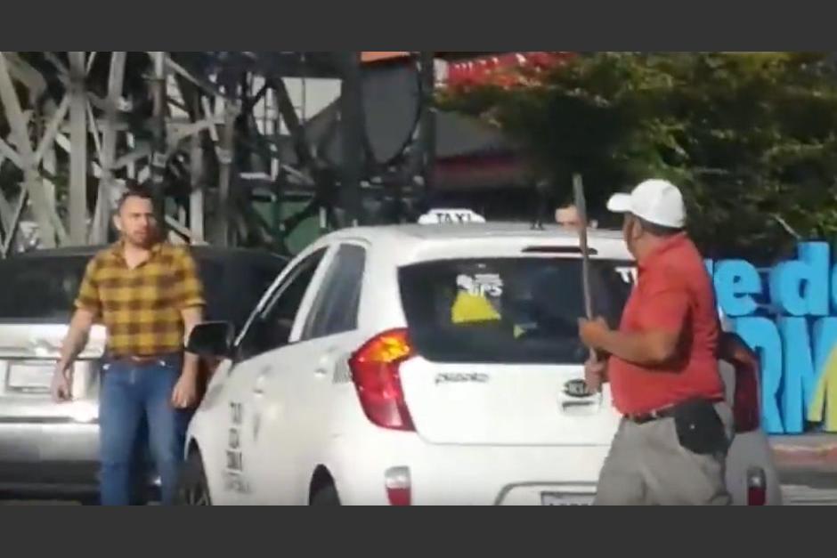 Diciembre será un mes complicado, conduce con precaución. (Foto: captura de video)