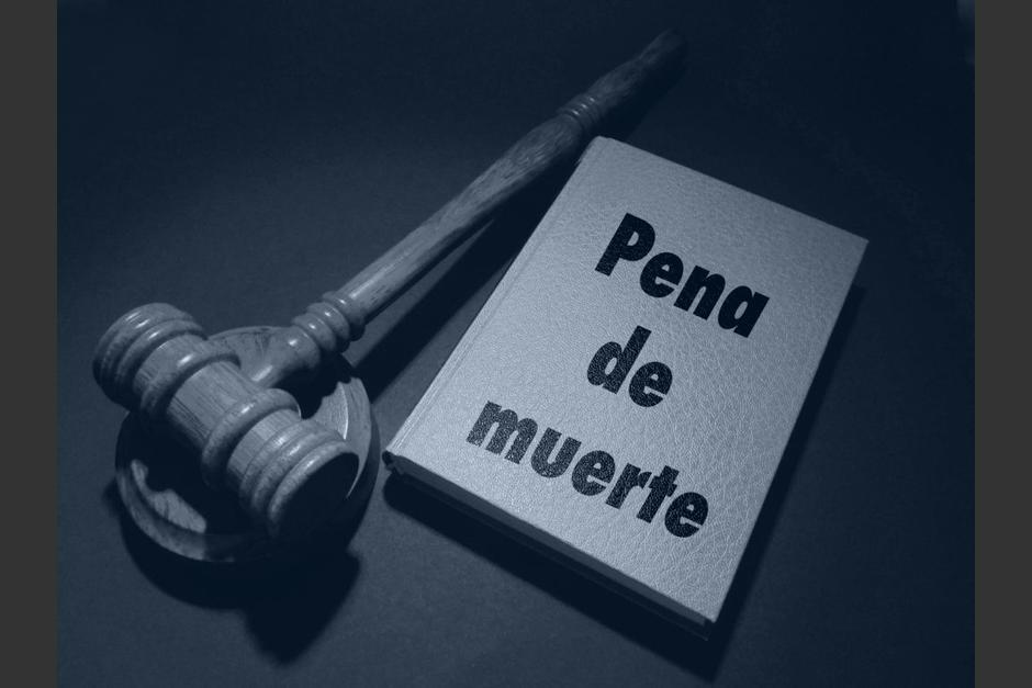 La Corte Interamericana de Derechos Humanos condenó a GUatemala por la aplicación de la pena de muerte a un hombre sentenciado por asesinato. (Foto: elecciones 2019)