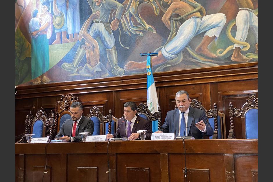 """La Junta Directiva autorizó la contratación de dos asesores para la denominada """"Comisión de la Verdad"""". (Foto: Congreso)"""