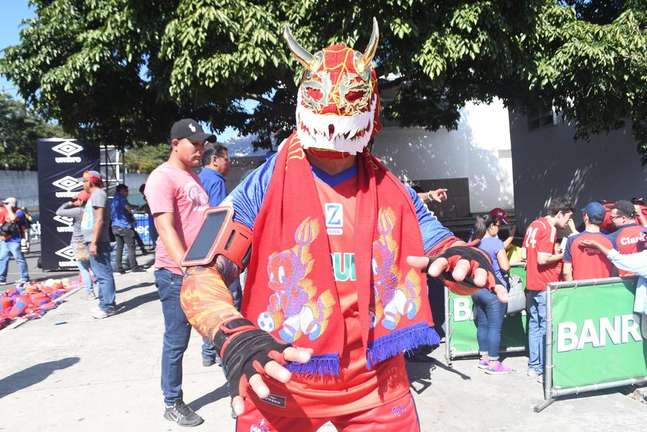 Antigua buscará remontar el marcador. (Foto: Rudy Martínez/Soy502)