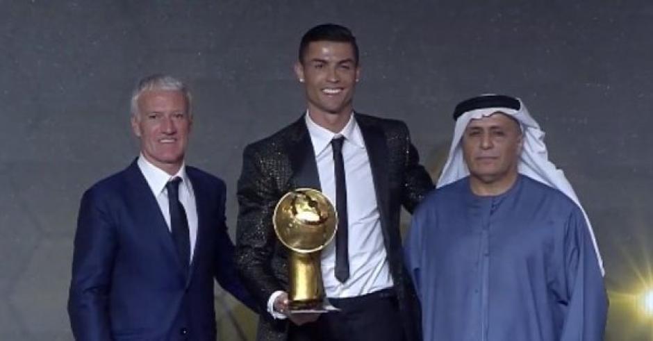 Cristiano, mejor jugador, y Atlético de Madrid, mejor club de 2018