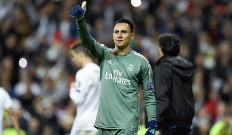 Keylor Navas estará vinculado al Real Madrid hasta el 2021. (Foto: AFP)