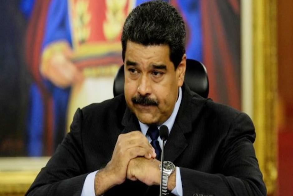 """Guatemala, junto con otros 12 gobiernos de Latinoamérica, calificaron de """"ilegítimas"""" las elecciones de Venezuela (Foto: AFP)"""