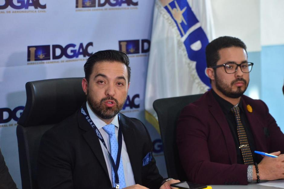 Autoridades del DGAC dieron a conocer que finalizaba el convenio que mantenía con el Ministerio Público (MP). (Foto: archivo/Soy502)