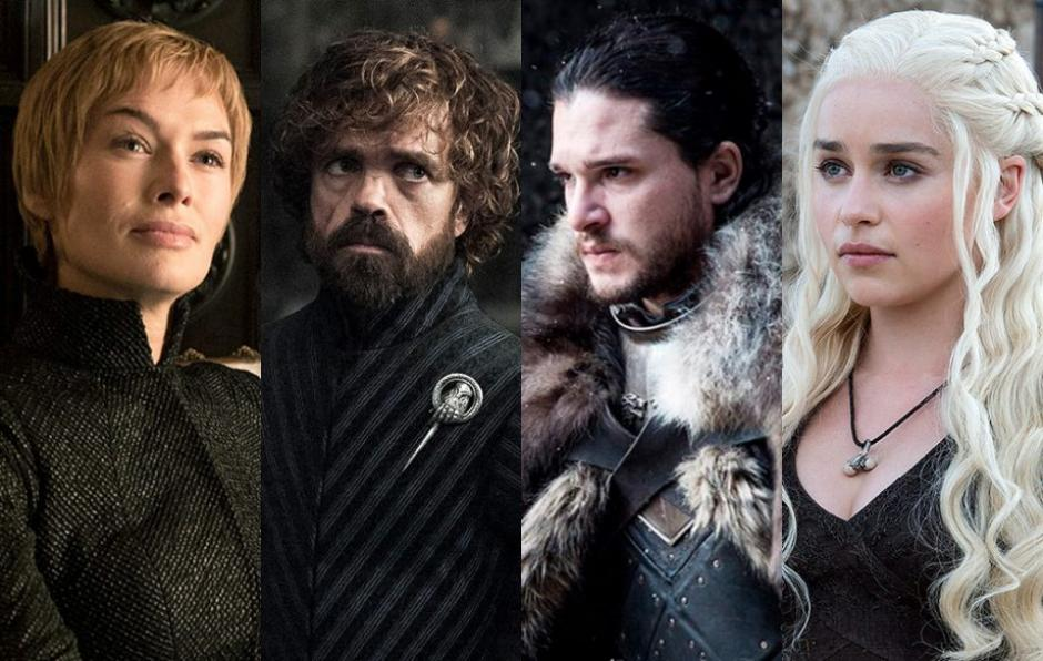 "Personajes de ""Game Of Thrones"" (Foto: NME)"