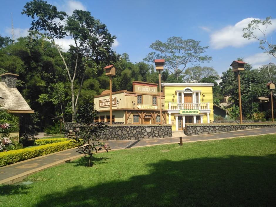 El Hostal Aldea de la Selva cuenta con una extensión de alrededor 49 mil metros cuadrados. (Foto: Melissa Menéndez/Soy502)