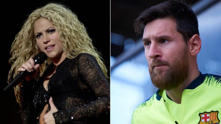 Shakira cantará en una gran fiesta que prepara el futbolista Lionel Messi