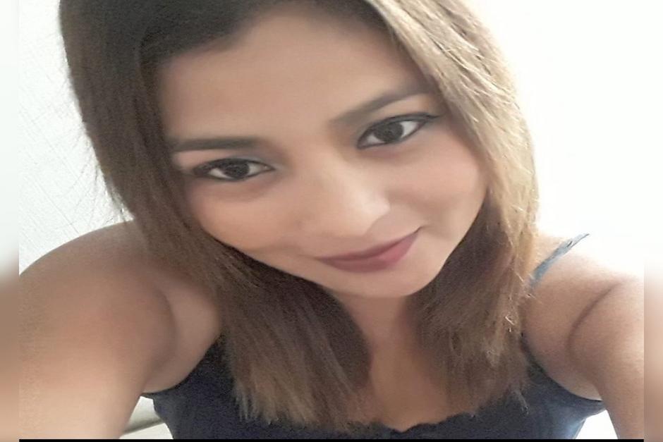 """Mirna Elizabeth Juárez es conocida como """"La Rancherita""""."""