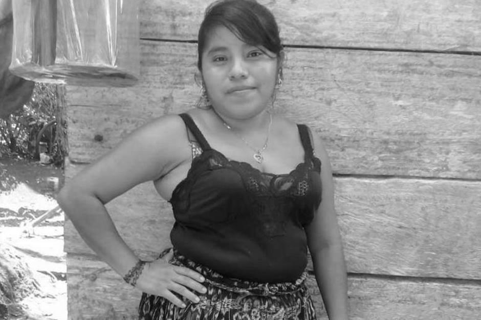 Alejandra Ico Chub fue asesinada brutalmente por su conviviente en octubre pasado. (Foto: Archivo/Soy502)