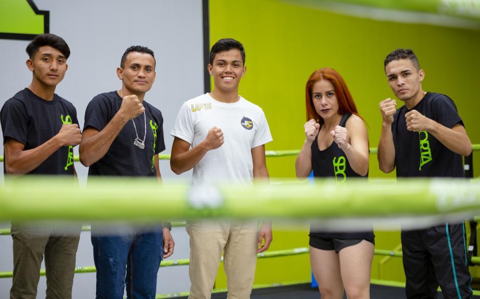 Una cartelera internacional de boxeo profesional se llevará a acabo el 2 de febrero. (Foto: George Rojas/Soy502)