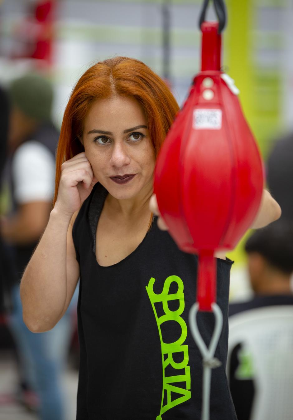 María La Maravilla Monroy será una de las contendientes guatemaltecas de la noche. (Foto: George Rojas/Soy502)