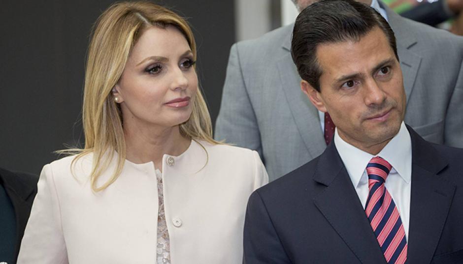 Angélica Rivera habló por primera vez respecto a su divorcio con EPN. (Foto: TVNotas)
