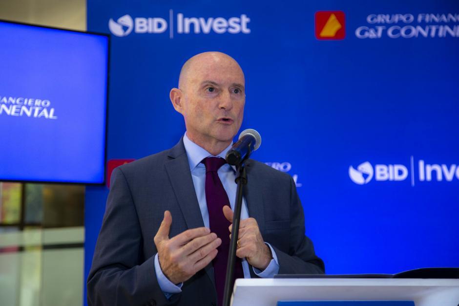 Carlos Melo, representante de Bin Invest, resaltó el resultado positivo de muchos años de trabajo. (Fotos: Victor Xiloj / Soy502)