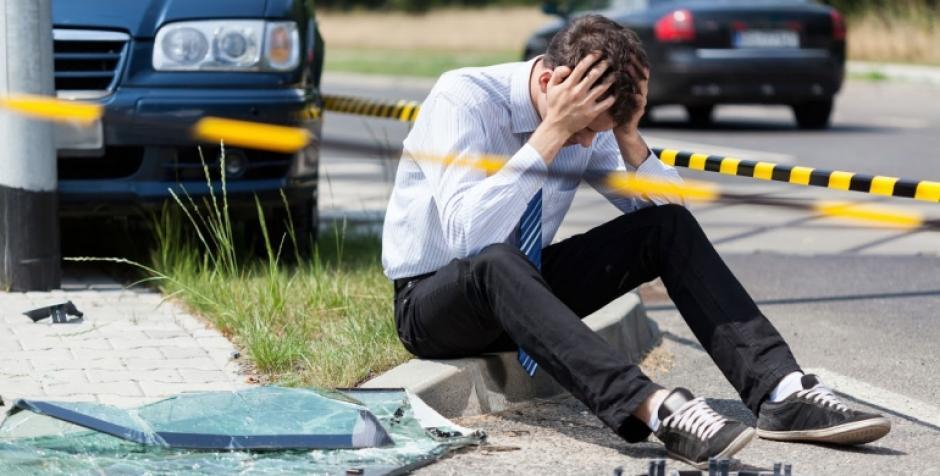 El conductor de un vehículo se libró, luego de sufrir un aparatoso accidente. (Foto: Con fines ilustrativos)