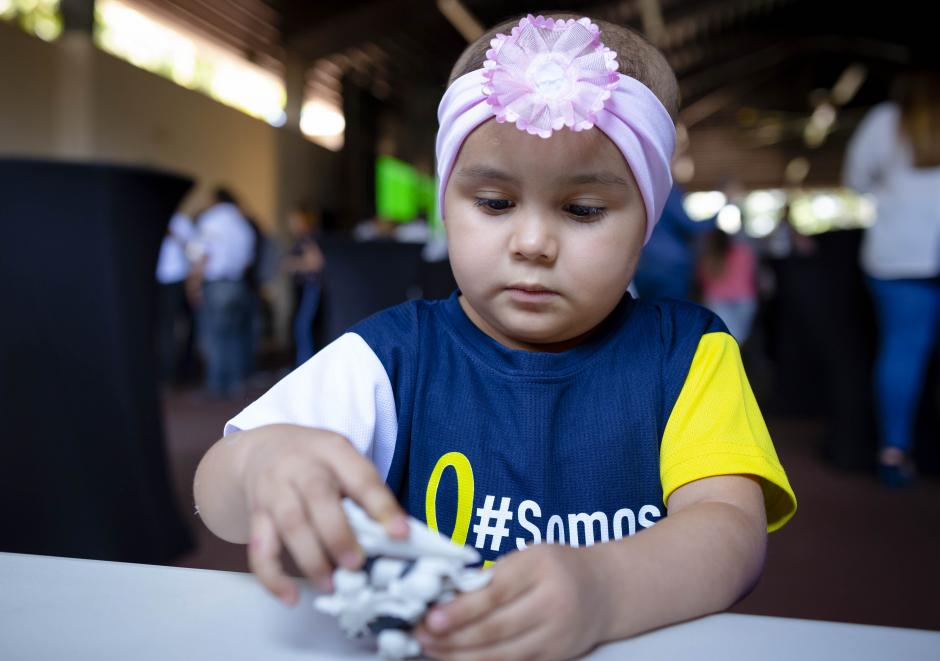 Más de 8,350 niños han recibido atención por parte de AYUVI. (Foto: George Rojas/Soy502)