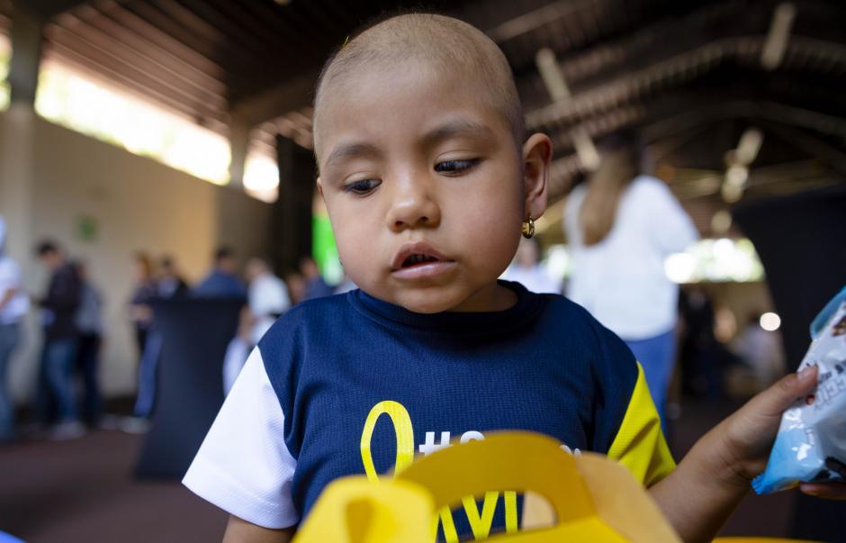 7 de cada 10 niños con cáncer logran salvarse gracias a los tratamientos oncológicos gratuitos. (Foto: George Rojas/Soy502)