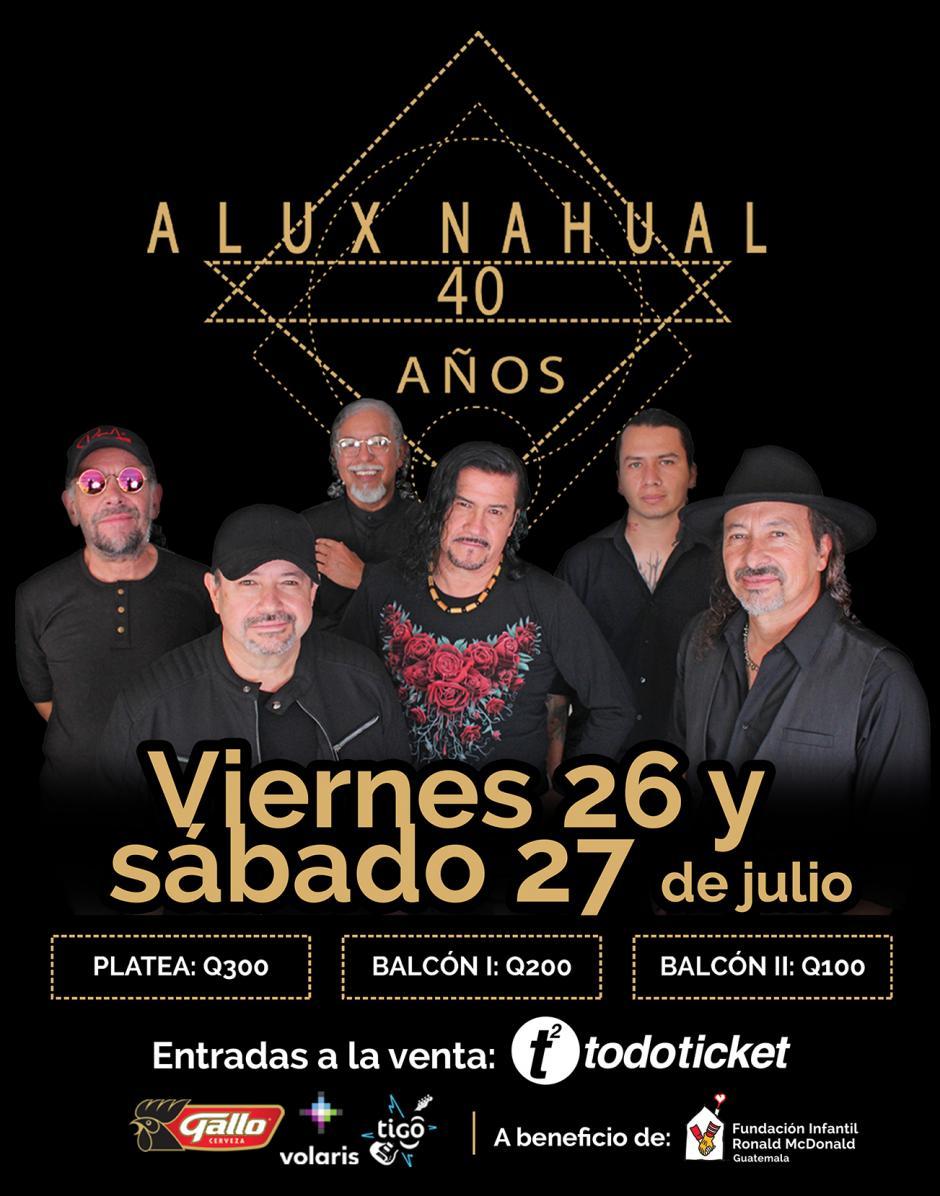 Parte de los ingresos de ambos conciertos será donado a la construcción del nuevo hogar. (Foto: George Rojas/Soy502)