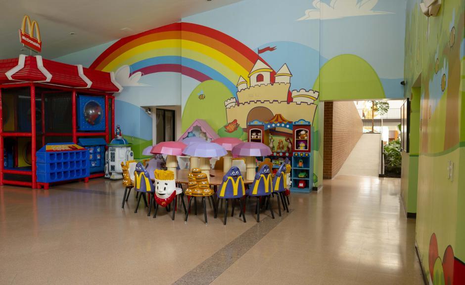 La casa Ronald McDonald #2 alberga a 24 familias. (Foto: George Rojas/Soy502)