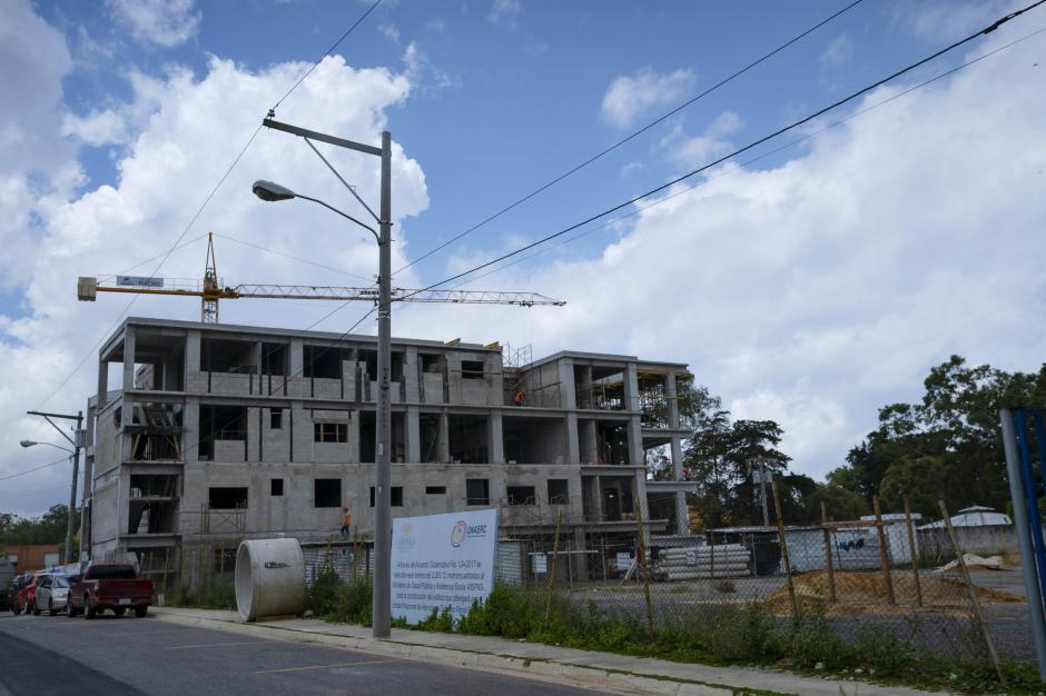 Este es el nuevo hogar de la Fundación Infantil Ronald McDonald que hospedará a 40 familias. (Foto: George Rojas/Soy502)