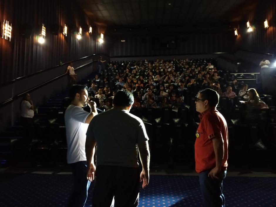 Fanáticos de Frijoles Ducal participaron en divertidas actividades. (Foto: Magui Medina/Soy502)