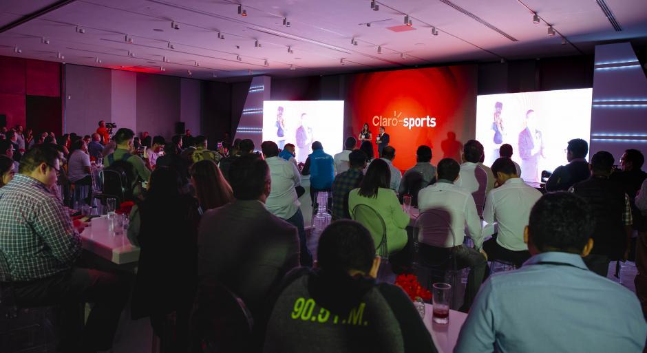 Claro Sports tiene cobertura en 17 países de Latinoamérica. (Foto: George Rojas/Soy502)