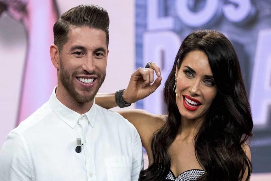 Todo listo para la gran boda entre Sergio Ramos y Pilar Rubio