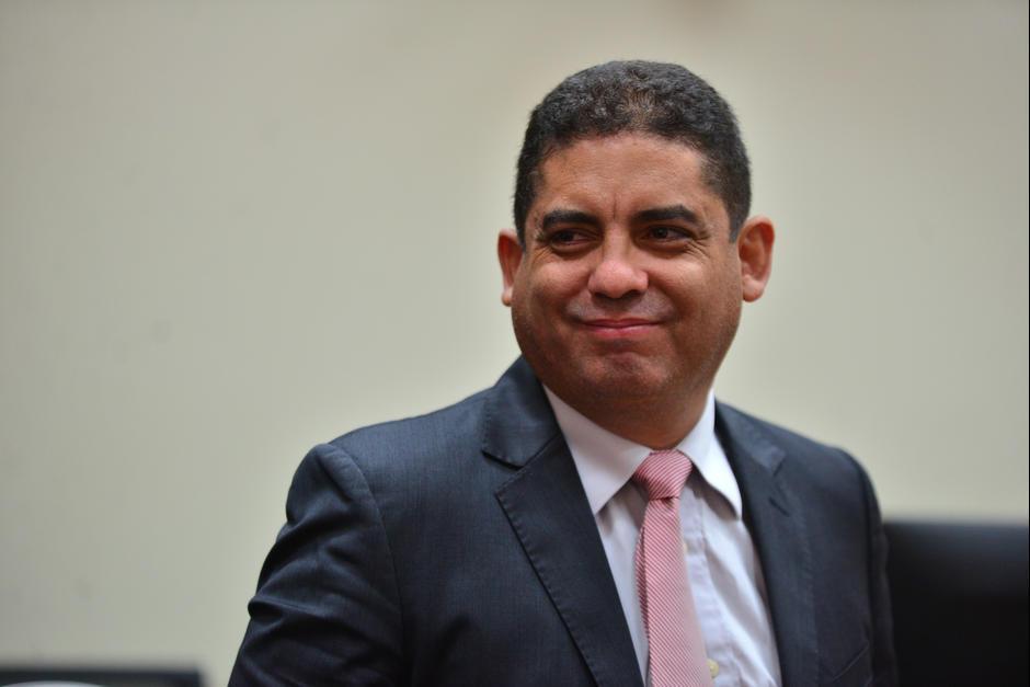 Juan Carlos Monzón fue secretario privado de Roxana Baldetti. (Foto: archivo/Soy502)