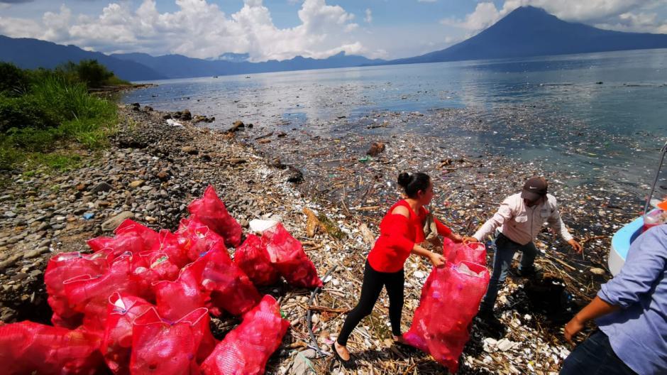 El Lago de Atitlán se encuentra en el departamento de Sololá. (Foto: cortesía/Soy502-Julie Contreras)