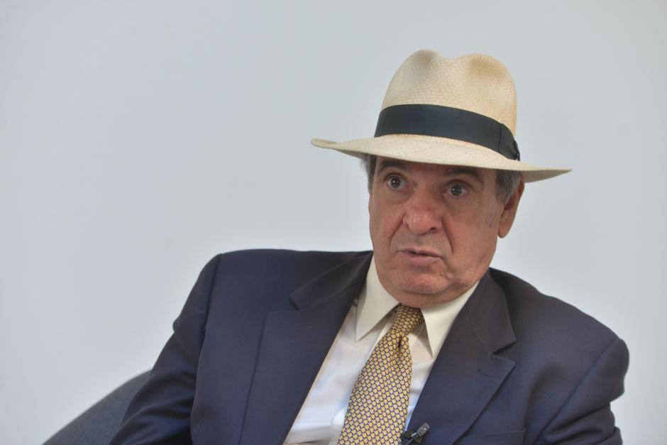 El candidato presidencial, Pablo Duarte, fue abucheado en Totonicapán. (Foto: Jesús Alfonso/Soy502)