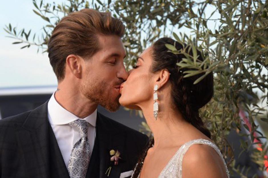 Más de 500 personas estaban invitadas a la boda (Foto: AFP)