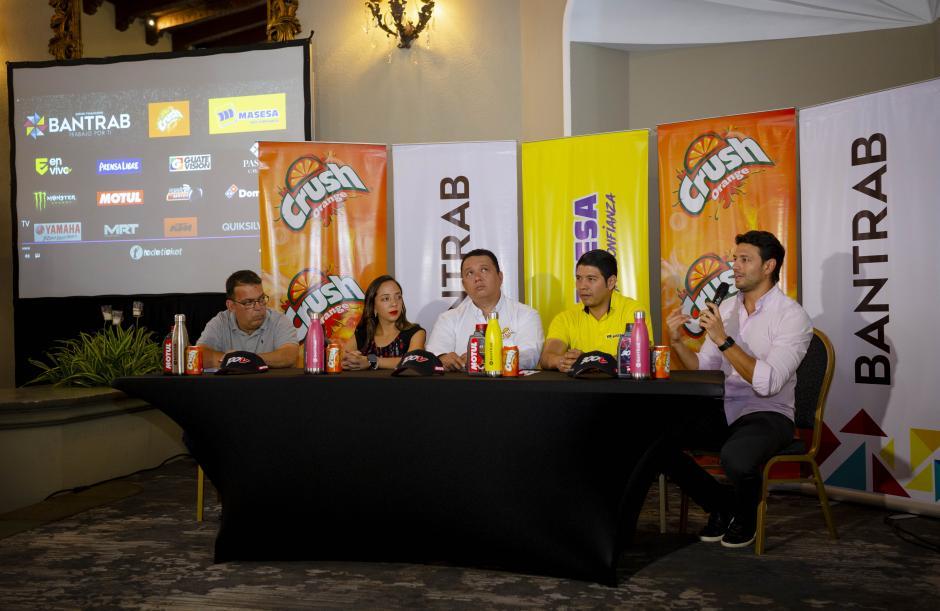 Orange Crush, Bantrab y otras empresas son las encargadas de traer el espectáculo a Guatemala. (Foto: George Rojas/Soy502)