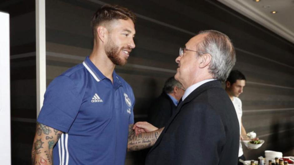 Ramos a Florentino: