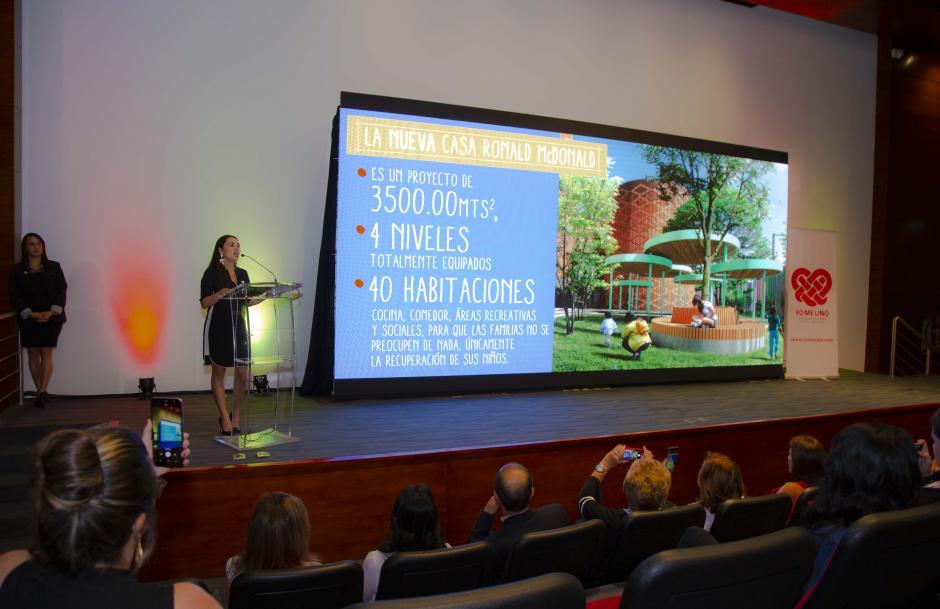 Actualmente, unas 2,500 familias se hospedan cada año en las tres casas Ronald McDonald. (Foto: Victor Xiloj / Soy502)