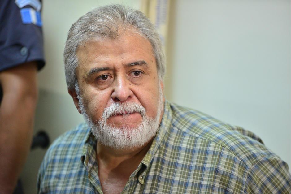 Francisco Javier Ortiz Arriaga alias Teniente Jerez saldrá libre por orden del juez Miguel Ángel Gálvez. (Foto: archivo/Soy502)