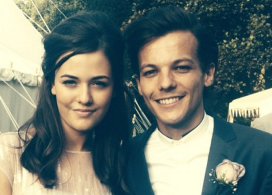 Encuentran muerta a hermana de Louis Tomlinson, ex integrante de One Direction