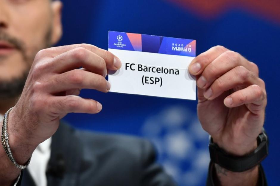 El FC Barcelona se enfrentará con el Manchester United. Foto: AFP
