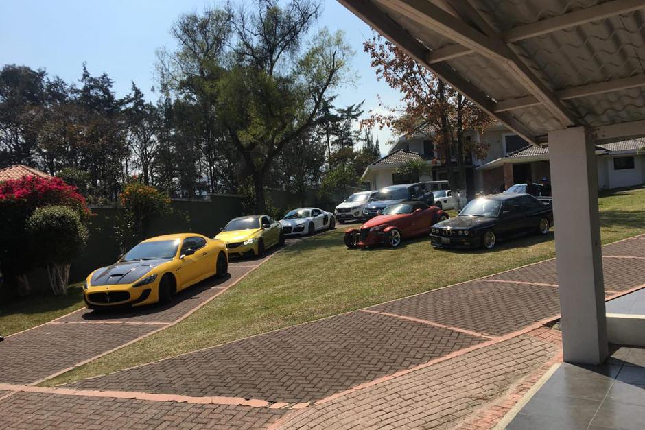 La Unidad de Extinción de Dominio ahora será la encargada de iniciar el proceso legal para quitarle los bienes, incluidos los vehículos, a sus propietarios. (Foto: MP)