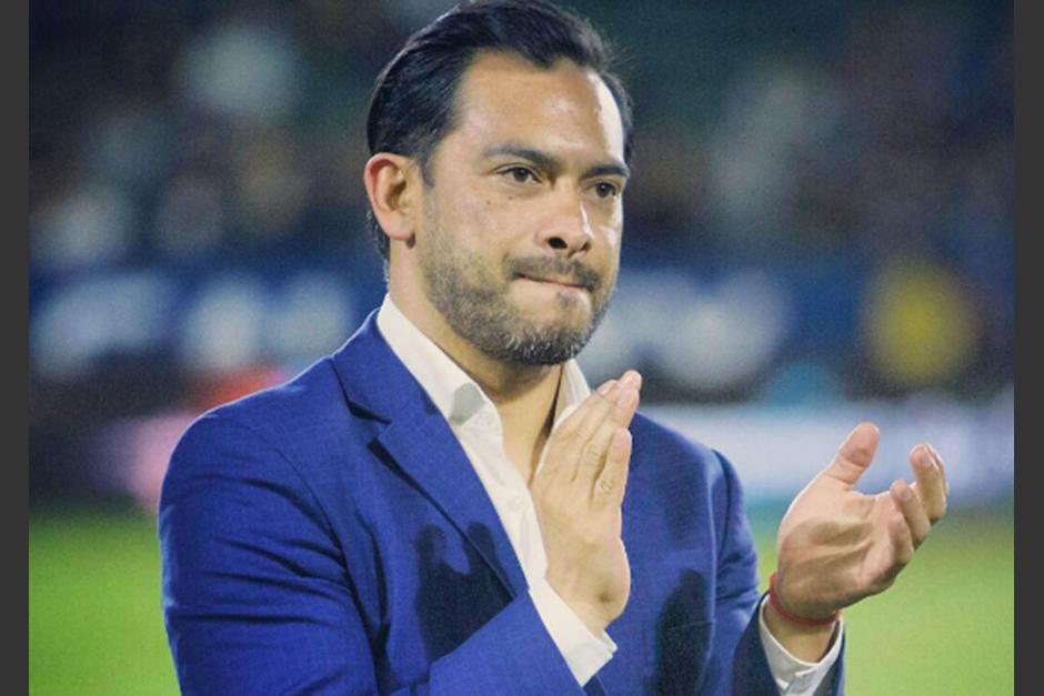 """Carlos """"El Pescado"""" Ruiz no participará en elección de la Fedefutbol. (Foto: Instagram)"""