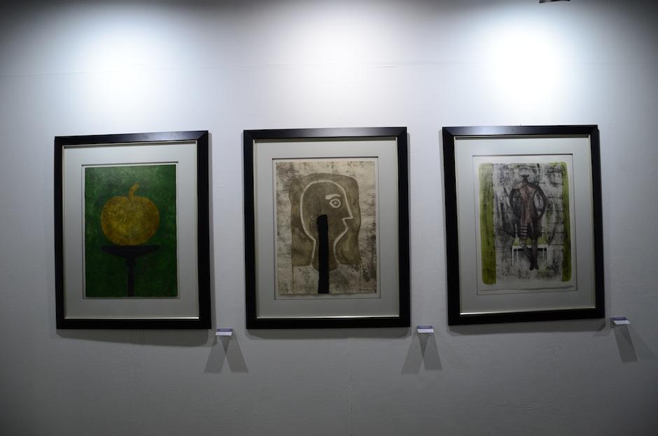 rufino Tamayo es un representante del modernismo.  (Foto: Selene Mejía/Soy502)
