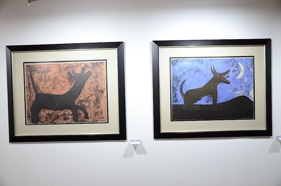 Rufino tasmayo es uno de los más importantes de Latinoamérica.  (Foto: Selene Mejía/Soy502)