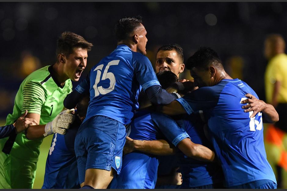 Hagen fue la imagen del partido ante Costa Rica. (Foto: AFP)