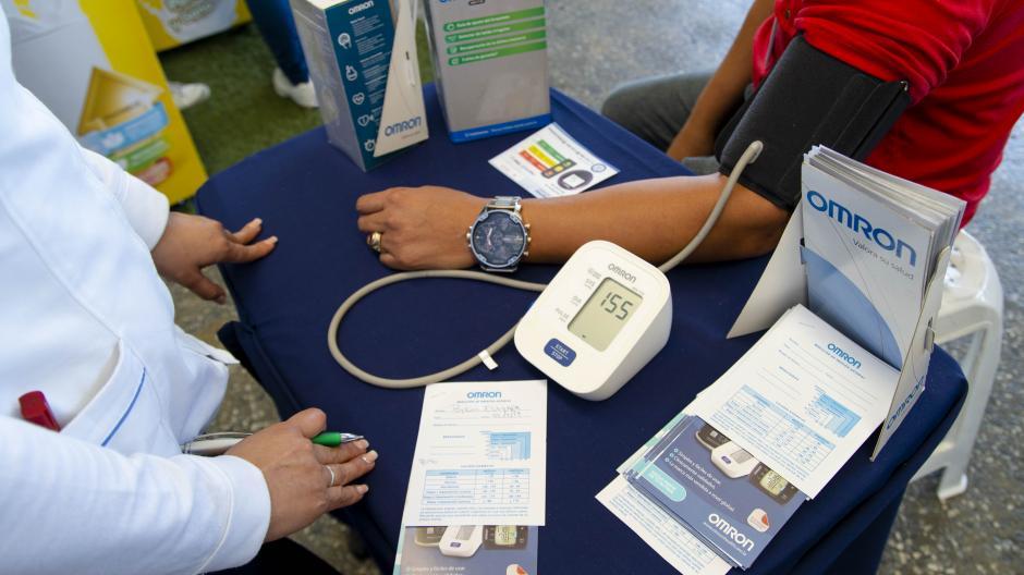 Para prevenir problemas de la presión, personal especializado atenderá a los visitantes. (Foto: George Rojas/soy502)