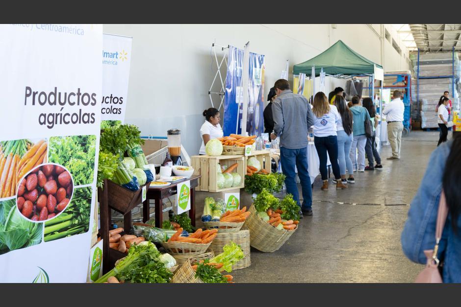 La Feria de la Salud de Walmart se realiza durante este fin de semana de manera gratuita. (Foto: George Rojas/soy502)